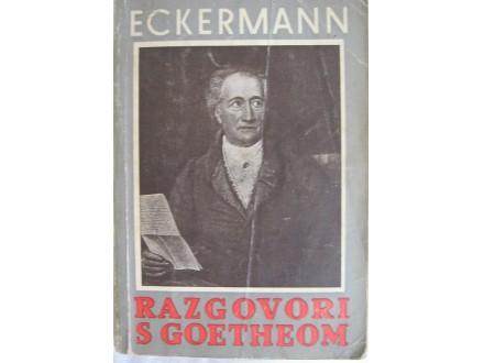 Razgovori sa Geteom  Ekerman