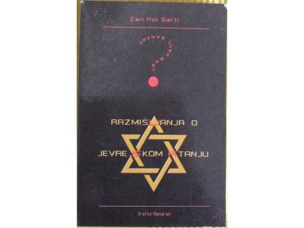 Razmišljanja o jevrejskom pitanju  Žan Pol Sartr