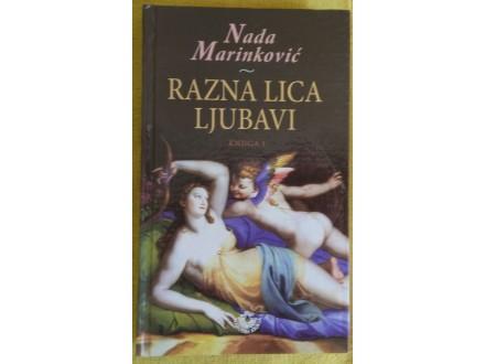 Razna lica ljubavi 1  Nada Marinković