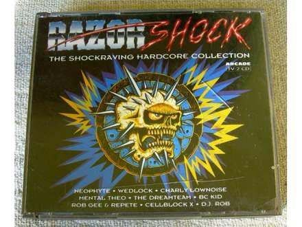 Razor Shock - The Shockraving Hardcore Collection
