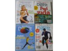 Readers Digest 11,12, (2009), 01,04 (2010)