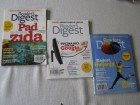 Readers Digest 11,12, (2009), 01 (2010)