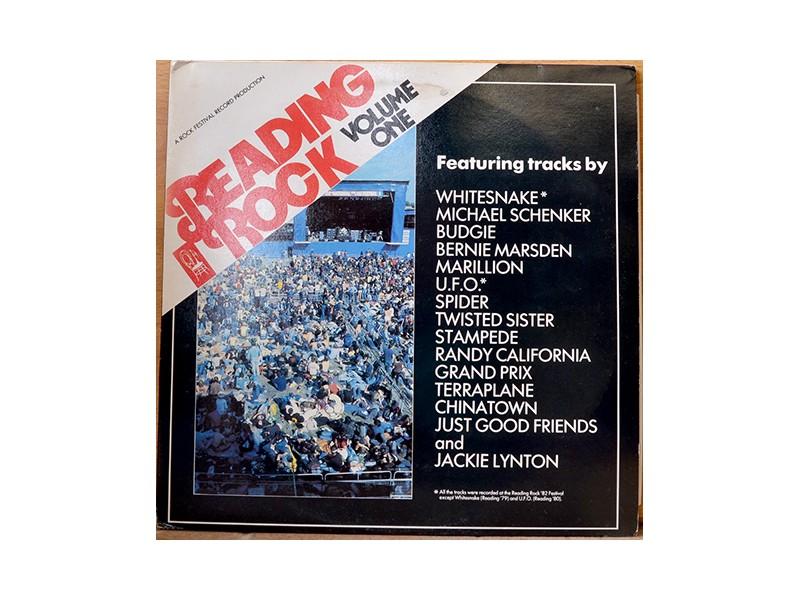 Reading Rock `82 (various artists)