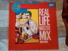 Real Life Master Mix , limited edition, colour vinyl