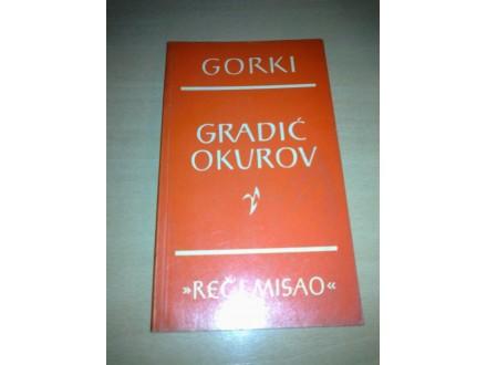 Reč i misao-GORKI-Gradić Okurov