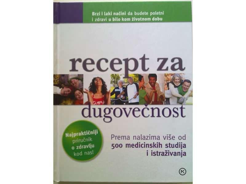 Recepti za dugovecnost