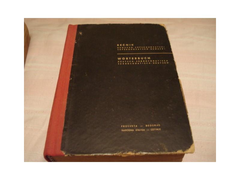 Rečnik Nemačkog jezika