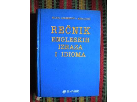 Rečnik engleskih izraza i idioma-Radenković-Mihajlovići
