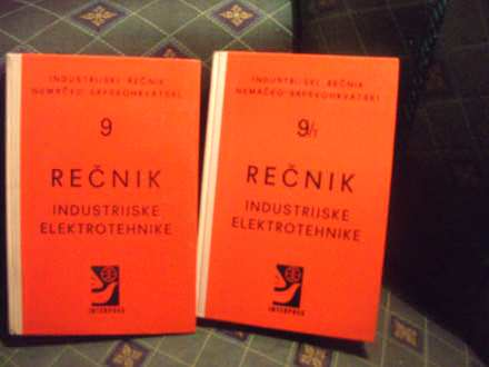 Rečnik industrijske elektrotehnike