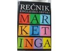 Rečnik marketinga, englesko-srpski, Branko Maričić