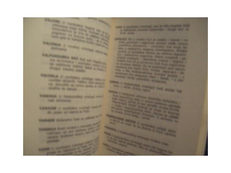 Rečnik paganskih religija, Hari Uedek-Vejd Baskin
