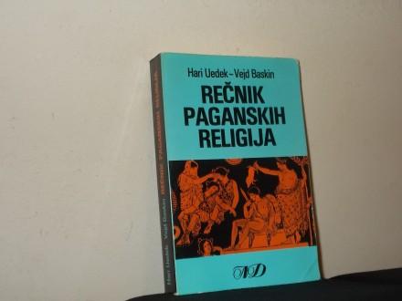 Rečnik paganskih religija