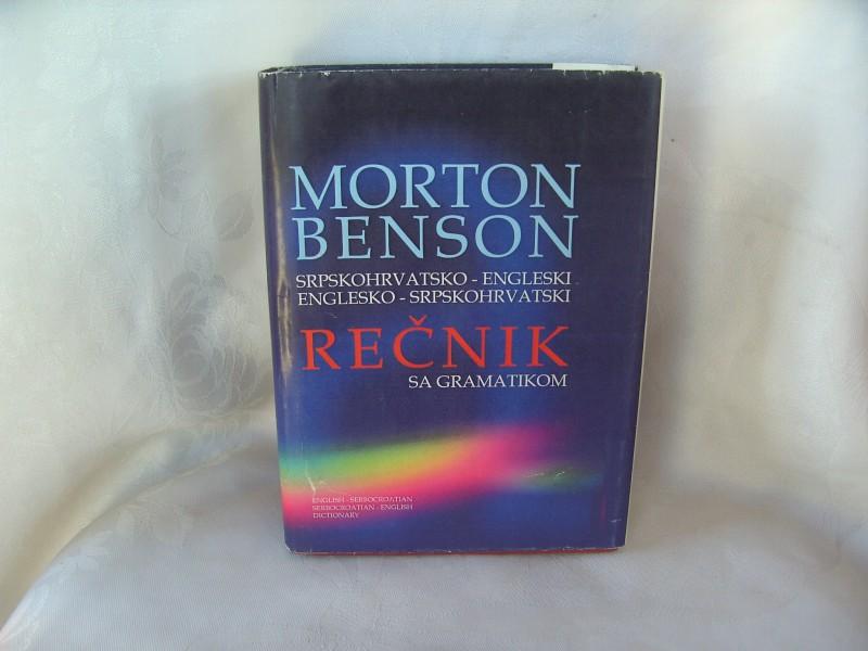 Rečnik sa gramatikom Morton Benson