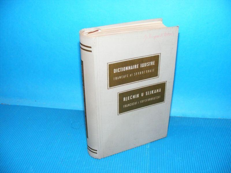 Rečnik u slikama francuski (besplatna dostava)