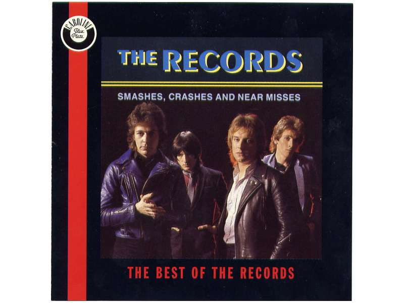 Records, The - Smashes, Crashes And Near Misses