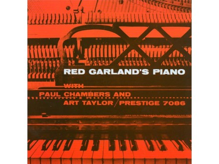 Red Garland ‎– Red Garland`s Piano (CD)