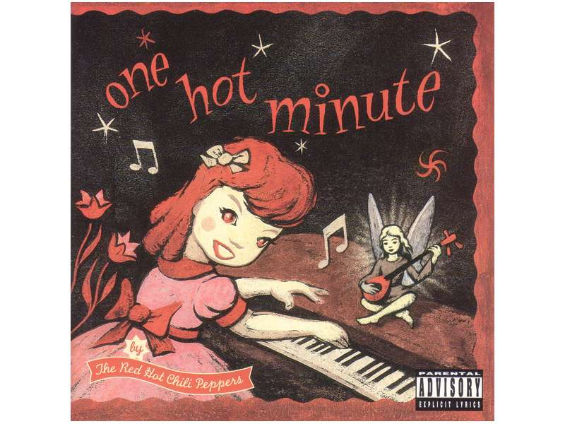 Red Hot Chili Peppers - One Hot Minute,CD