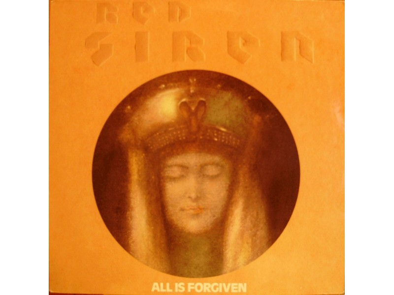 Red Siren - All Is Forgiven