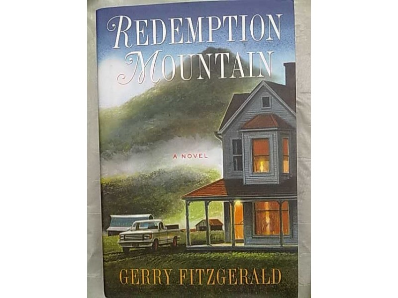 Redemption Mountain-Gerry Fitzgerald