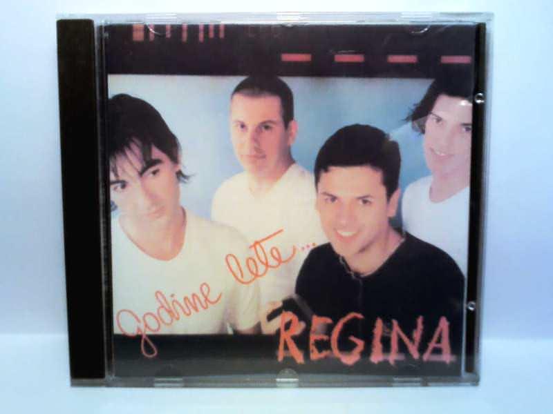 Regina (11) - Godine Lete