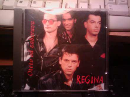 Regina (11) - Oteto Od Zaborava - CD
