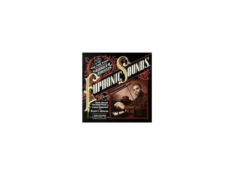 Reginald R. Robinson - Euphonic Sounds