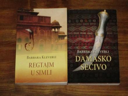Regtajm u Simli / Damasko sečivo - Barbara Kleverli