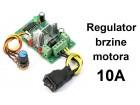 Regulator DC motora - PWM - 10A - dva smera