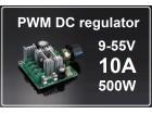 Regulator DC motora - PWM - 10A