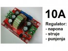 Regulator napona, struje i punjenja - 10A DC-DC