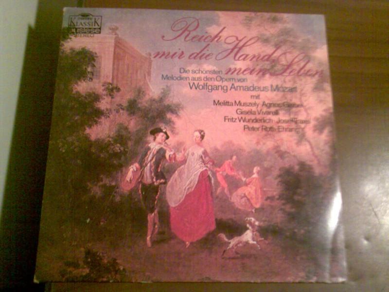 Reich Mir Die Hand, Mein Leben (Die Schönsten Melodien Aus Den Opern Von Wolfgang Amadeus Mozart)