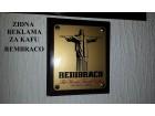 Reklama zidna za kafu - REMBRACO - TOP PONUDA