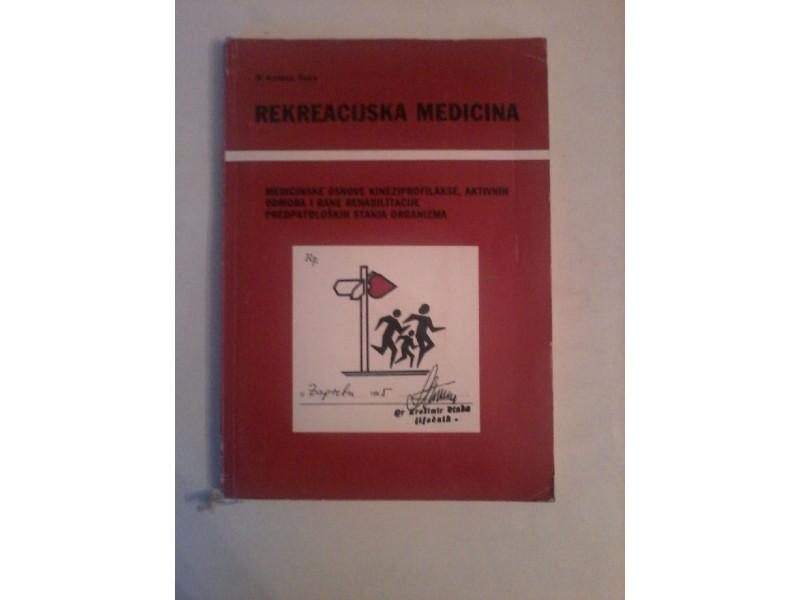 Rekreacijska medicina, Krešimir Štuka