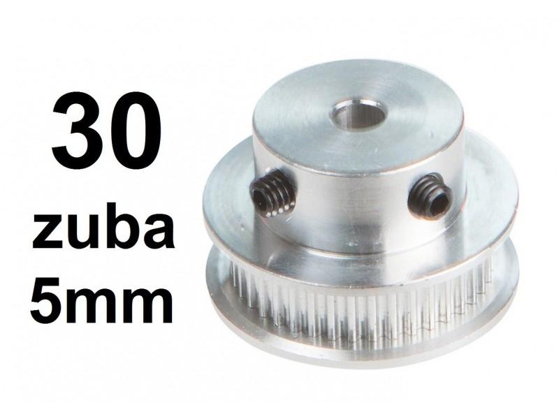 Remenica GT2 - 30 zuba - 5mm