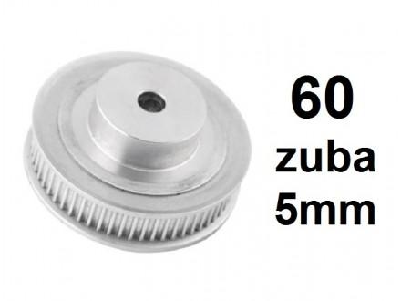 Remenica GT2 - 60 zuba - 5mm rupa