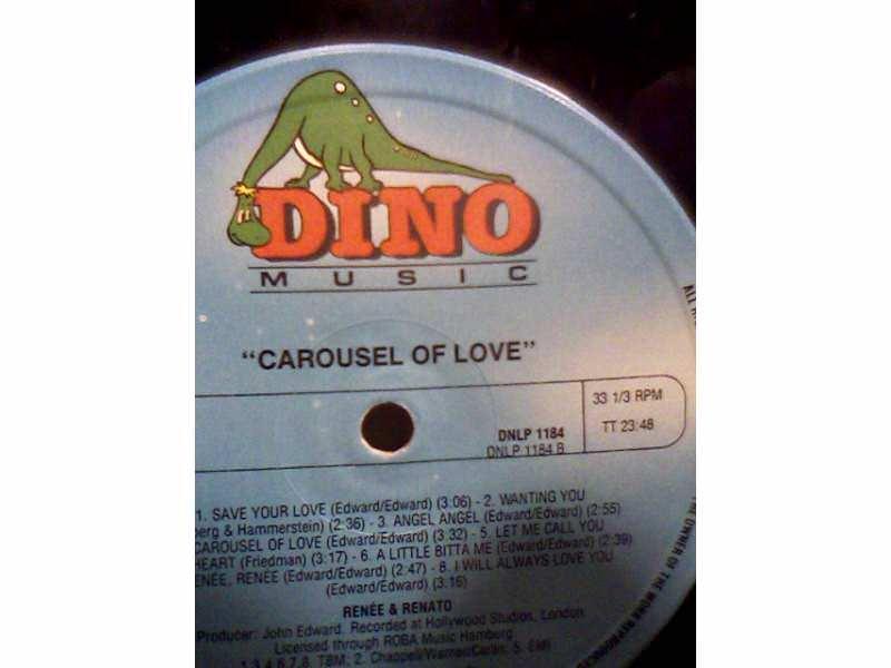 Renée & Renato - Carousel Of Love