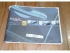Renault  Laguna 2 limuzina uputstvo za upotrebu  brošur