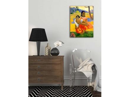 Reprodukcija na medijapanu Paul Gauguin