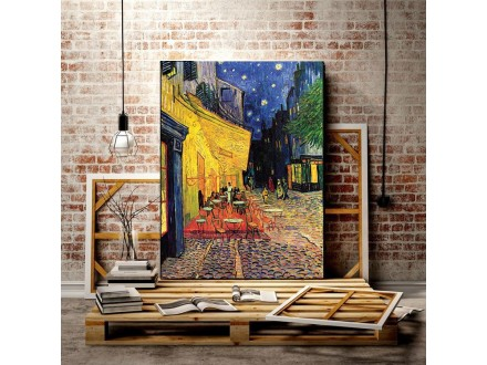 Reprodukcija na medijapanu Vincent Van Gogh