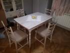 Retro kuhinjski sto ,redizajn