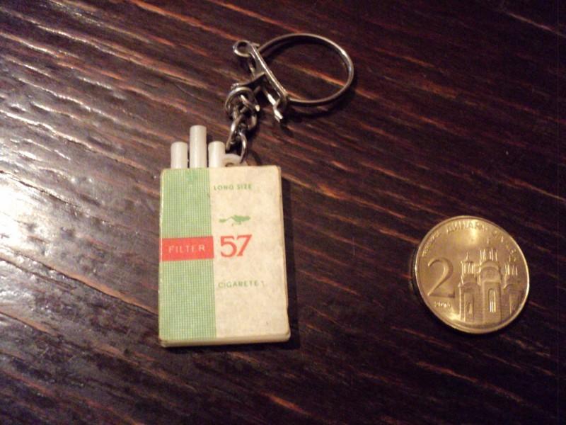 Retro privezak za ključeve- Filter 57