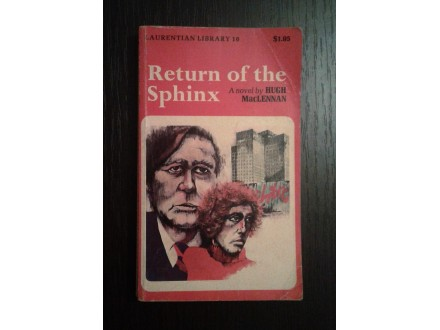 Return of the Sphinx - Hugh MacLennan