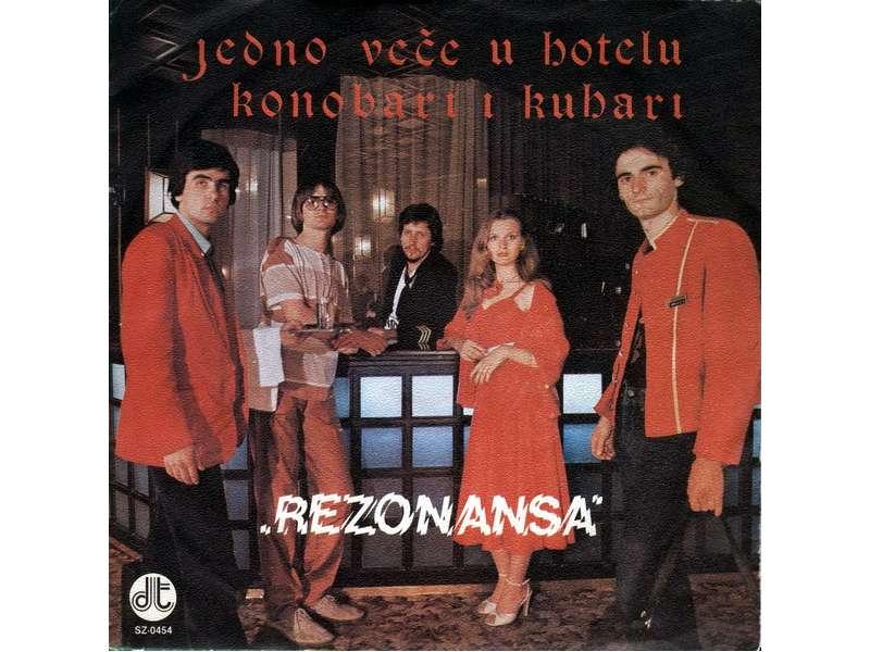 Rezonansa - Jedno Veče U Hotelu Konobari I Kuhari