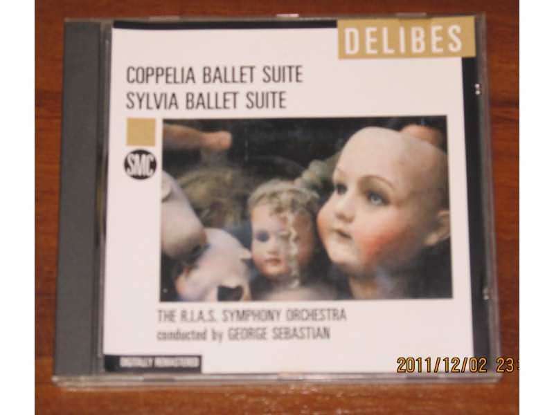 Rias Symphony Orchestra - Delibes