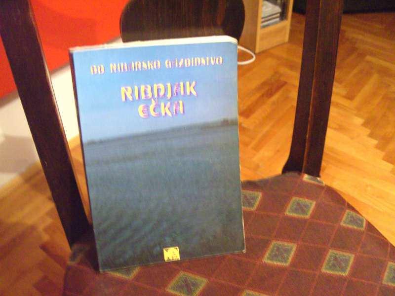 Ribnjak Ečka, grupa autora