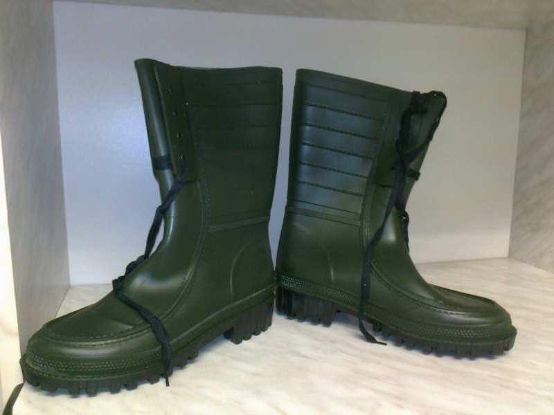 Ribolovačke-lovačke gumene čizme