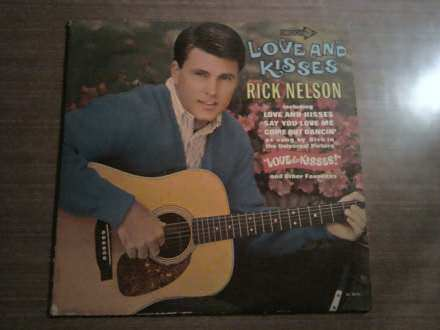 Ricky Nelson (2) - Love And Kisses