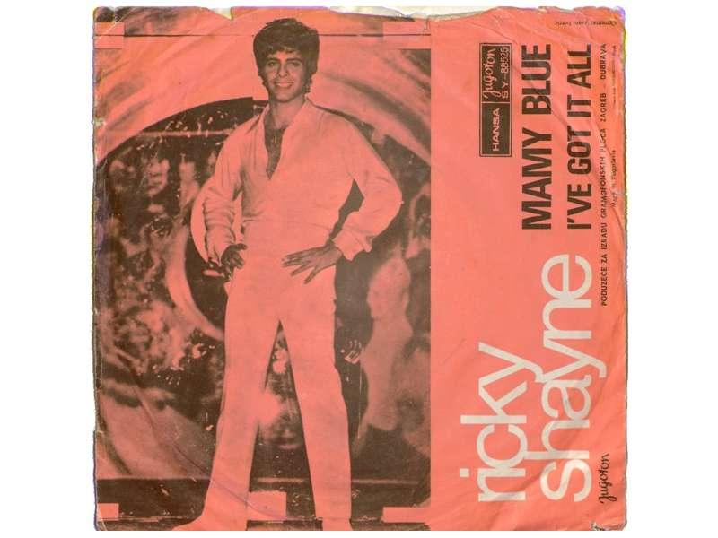Ricky Shayne - Mamy Blue