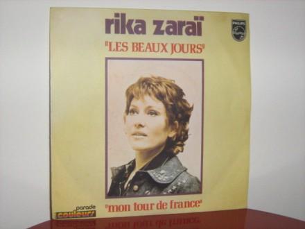 Rika Zarai - Les Beaux Jours