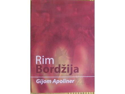 Rim Bordžija  Gijom Apoliner